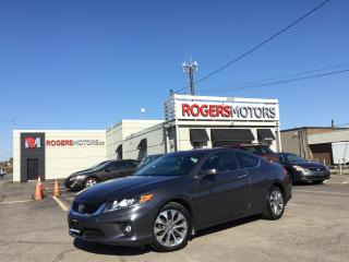 Used 2015 Honda Accord 2.99% Financing - EX-L - 2 DR - NAVI - SUNROOF - LEATHER for sale in Oakville, ON