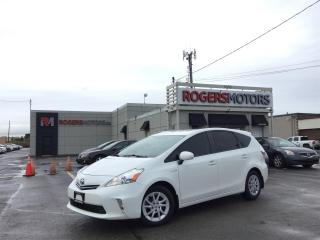 Used 2014 Toyota Prius V 2.99% Financing - NAVI - LEATHER - REVERSE CAM for sale in Oakville, ON