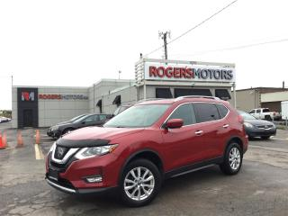 Used 2017 Nissan Rogue 2.99% Financing - SV AWD - NAVI - PANO ROOF - 360 CAMERA for sale in Oakville, ON