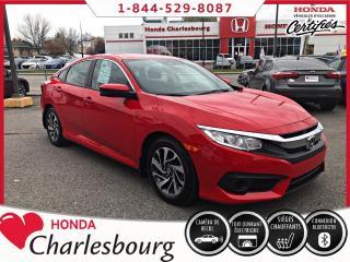 Used 2017 Honda Civic EX AUTOMATIQUE **UN PROPRIÉTAIRE** for sale in Charlesbourg, QC