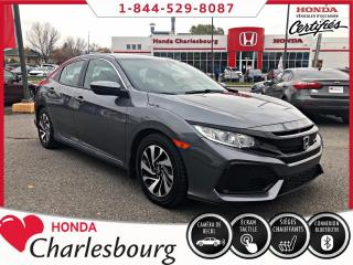 Used 2018 Honda Civic LX HATCHBACK **AUCUN ACCIDENT** for sale in Charlesbourg, QC