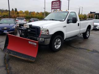 Used 2006 Ford F-250 XL for sale in Cambridge, ON