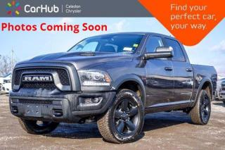 New 2020 RAM 1500 Classic New Warlock 4x4 5.7L Hemi Backup Camera Bluetooth Sport Hood Heated Front Seats Remote Start 20