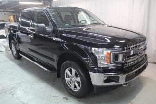 Used 2018 Ford F-150 XLT XTR cabine SuperCrew 4RM for sale in St-Constant, QC
