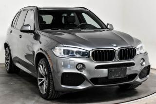 Used 2014 BMW X5 MPACK XDRIVE  TOIT PANO MAGS 20P NAV for sale in St-Hubert, QC