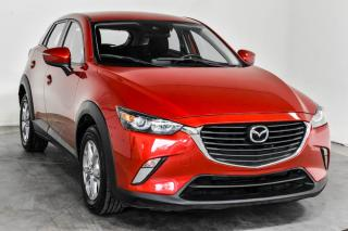 Used 2018 Mazda CX-3 GS AWD SIEGE CHAUFFANT A/C MAGS CAMERA D for sale in St-Hubert, QC