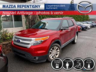 Used 2013 Ford Explorer XLT AWD CRUISE BLUETOOTH 7 PLACES FINANC for sale in Repentigny, QC