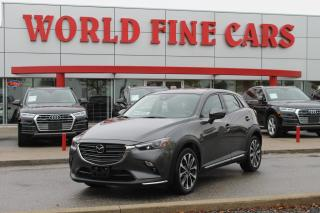 Used 2019 Mazda CX-3 GT | One Owner! | *Accident Free* | AWD! for sale in Etobicoke, ON