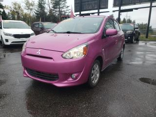 Used 2014 Mitsubishi Mirage *ES*SIÈGE CHAUFFANT*AIR CLIMATISER* for sale in Québec, QC