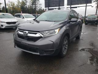 Used 2018 Honda CR-V *LX*CAMÉRA*SIEGE CHAUFFANT*AWD* for sale in Québec, QC