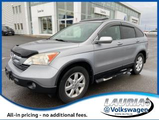 Used 2007 Honda CR-V EX-L AWD - LOADED for sale in PORT HOPE, ON