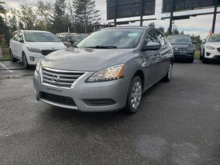 Used 2014 Nissan Sentra *SV*BLUETOOTH,A/C,LECTEUR CD* for sale in Québec, QC