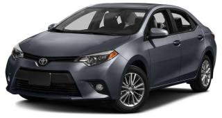 Used 2014 Toyota Corolla S CVT - BACKUP CAMERA - HEAED FRONT SEATS for sale in Stouffville, ON