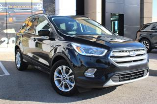 Used 2017 Ford Escape SE NAVIGATION! LEATHER! CERTIFIED !! for sale in Hamilton, ON