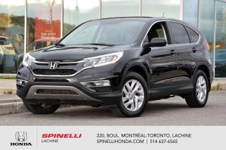 Used 2016 Honda CR-V DEAL PENDING SE AWD BAS KM AWD MAGS DEMARRAGE SANS CLE BLUETOOTH ++ for sale in Lachine, QC