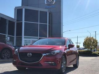 Used 2018 Mazda MAZDA3 FULLU LOADED GT WITH TECH for sale in Ottawa, ON