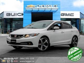 Used 2014 Honda Civic Si MANUAL TRANSMISSION! | CLEAN HISTORY! for sale in Burlington, ON