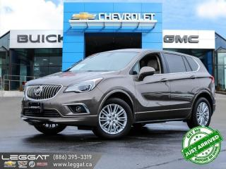 Used 2017 Buick Envision Preferred ONE OWNER! | CLEAN HISTORY! for sale in Burlington, ON