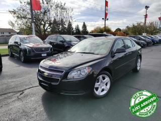 Used 2012 Chevrolet Malibu LS ONE OWNER! | LOW LOW LOW KILOMETERS! for sale in Burlington, ON