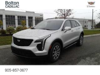 New 2021 Cadillac XT4 Sport - $361 B/W for sale in Bolton, ON
