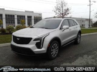 New 2021 Cadillac XT4 Sport - $341 B/W for sale in Bolton, ON