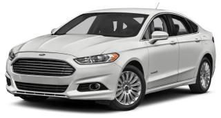 Used 2013 Ford Fusion Hybrid Titanium for sale in Cornwall, ON