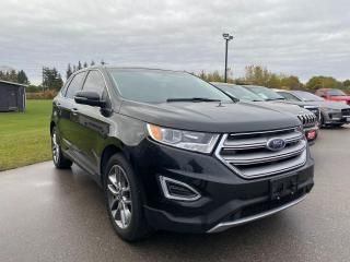 Used 2015 Ford Edge Titanium Turbo for sale in Tillsonburg, ON