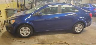 Used 2012 Chevrolet Sonic LT for sale in North York, ON