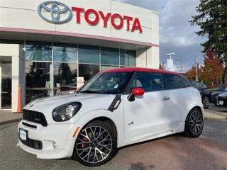 Used 2013 MINI Cooper Paceman ALL4 for sale in Surrey, BC