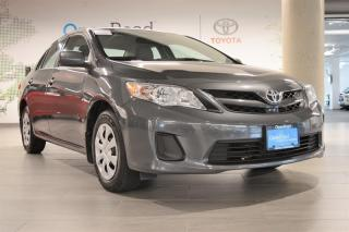 Used 2012 Toyota Corolla 4-door Sedan CE 4A for sale in Richmond, BC
