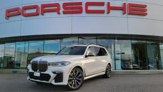Used 2020 BMW X7 M50i for sale in Langley City, BC