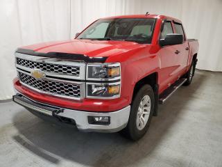 Used 2014 Chevrolet Silverado 1500 K1500 LT for sale in Regina, SK