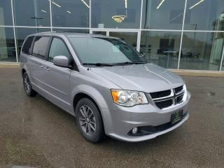 Used 2017 Dodge Grand Caravan CVP/SXT Stow'N Go, Tri-Zone Climate, Bluetooth!!! for sale in Ingersoll, ON