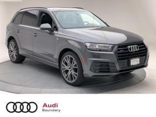 Used 2019 Audi Q7 3.0T Technik quattro 8sp Tiptronic for sale in Burnaby, BC