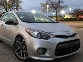 Used 2015 Kia Forte Koup for sale in Waterloo, ON