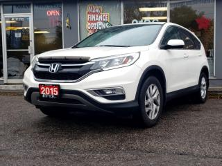 Used 2015 Honda CR-V AWD 5DR EX-L for sale in Bowmanville, ON