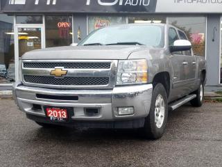 Used 2013 Chevrolet Silverado 1500 4WD Crew Cab 143.5