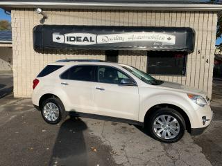Used 2012 Chevrolet Equinox 2LT for sale in Mount Brydges, ON