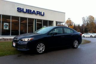 Used 2020 Subaru Impreza CONVENIENCE for sale in Minden, ON