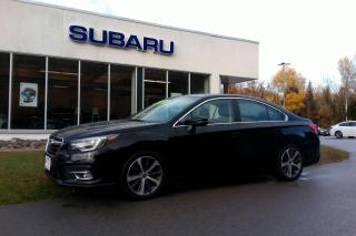 Used 2018 Subaru Legacy LIMITED for sale in Minden, ON