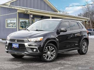 Used 2017 Mitsubishi RVR Black Edition,ONE OWNER,B.TOOTH,HEATED SEATS for sale in Orillia, ON