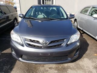 Used 2011 Toyota Corolla CE for sale in Hamilton, ON