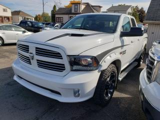 Used 2014 RAM 1500 Sport*NAV*HEATED WHEEL*REARVIEW CAM* for sale in Hamilton, ON