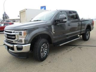 New 2020 Ford F-250 LARIAT for sale in Wetaskiwin, AB