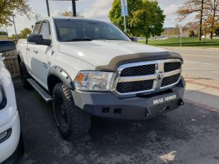 Used 2013 RAM 1500 SLT*NAV*4X4*BLUETOOTH* for sale in Hamilton, ON