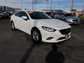 Used 2014 Mazda MAZDA6 NAV*SUNROOF*BACKUP CAM for sale in London, ON
