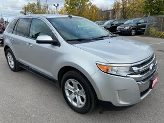Used 2014 Ford Edge SEL ** BACK CAM, BLUETOOTH , HTD SEATS ** for sale in St Catharines, ON