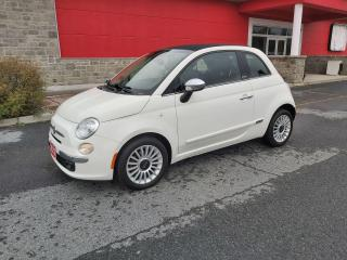 Used 2012 Fiat 500 Lounge for sale in Cornwall, ON