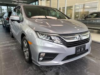 Used 2018 Honda Odyssey for sale in Edmonton, AB