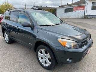 Used 2008 Toyota RAV4 Sport ** AWD, CRUISE ** for sale in St Catharines, ON